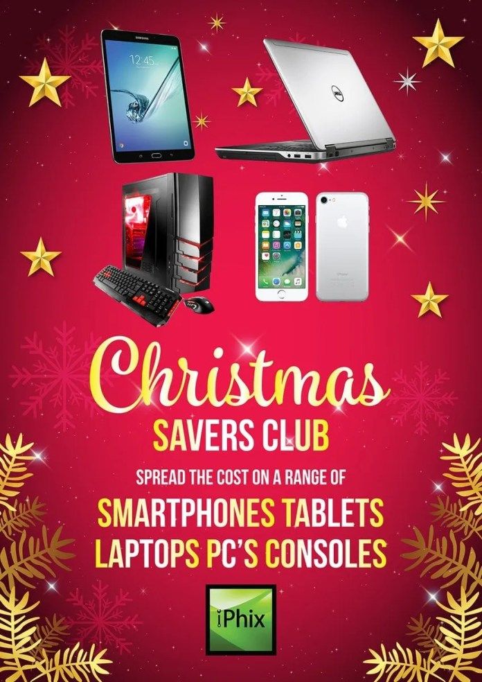 iPhix Christmas Savers Club