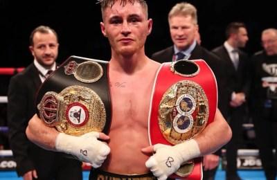 Ryan Burnett Boxing