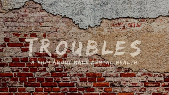 Inspire Mental Health will benefit from 10% of funds raised to make 'Troubles'