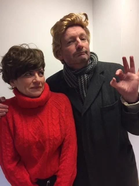 C21 Theatre Company Presents Trump's Big Bad Belfast Christmas