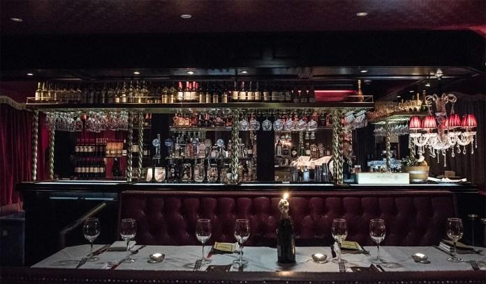 cabaret Supper Club Belfast