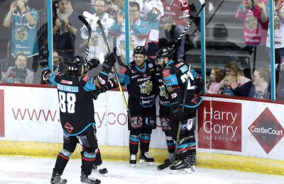 Belfast Giants 5-1 Sheffield Steelers