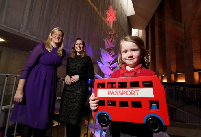 Over 2,500 school children will visit the MAC's production of Hansel & Gretelthanks to support from Belfast Harbour.