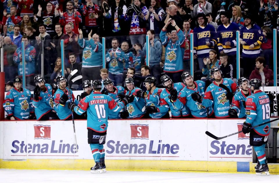 Belfast Giants v Cardiff Devils - Elite Ice Hockey League