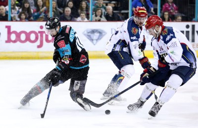Belfast Giants v Edinburgh Capitals