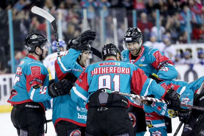 Belfast Giants 6-4 Fife Flyers