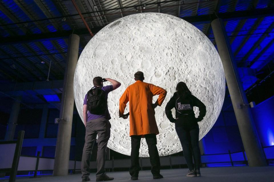 Moon Museum Belfast