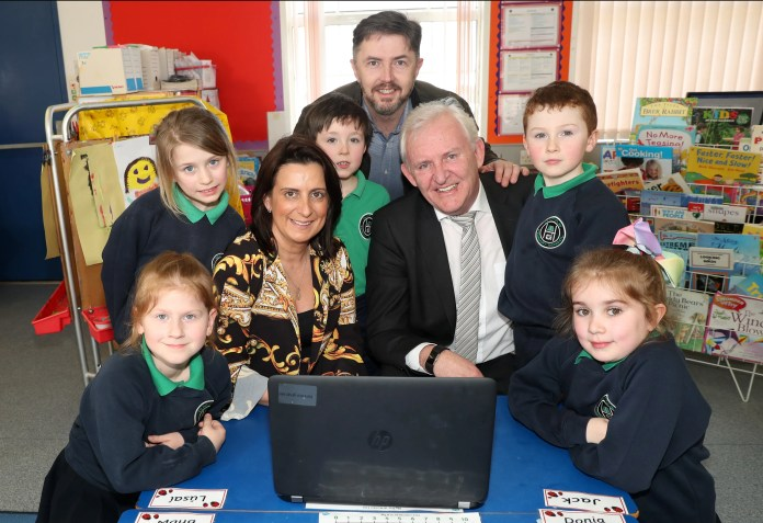 BT has announced that Northern Ireland's first Community Fibre Partnership