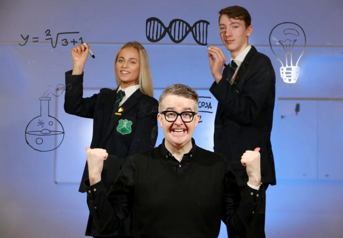 BT Young Scientist & Technology Exhibition 2019