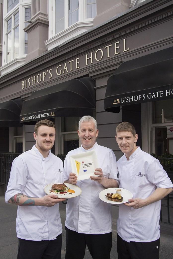 Bishop's Gate Hotel Chefs