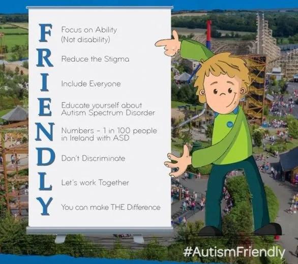 Tayto Park Autism