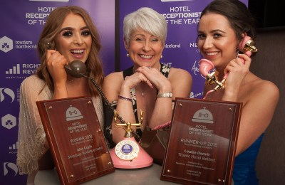 Best of NI's Hospitality Industry Celebrated at Annual Awards Ceremony