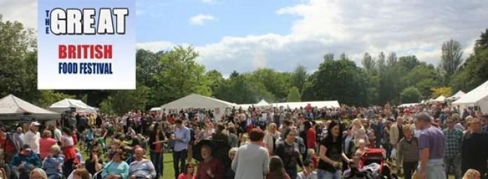 UK Food Festivals