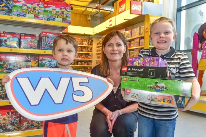 W5 Belfast lego