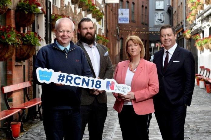 The 2018 Royal College of Nursing (RCN) Annual Congress