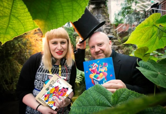 Belfast Book Festival 2018