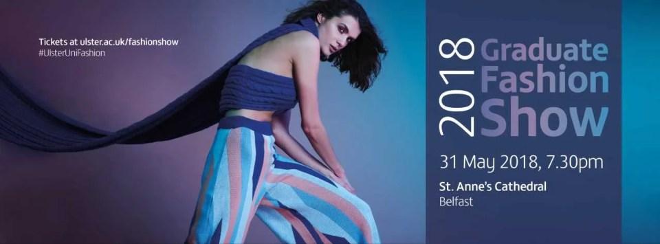 Ulster University Graduate Fashion Show