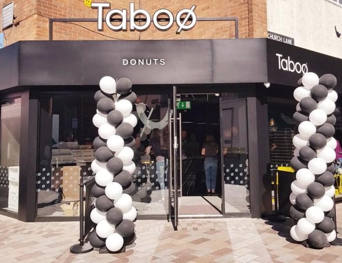 Taboo Donuts Belfast