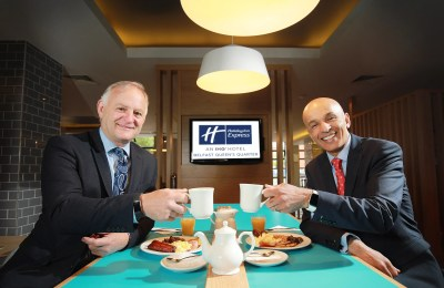 Holiday Inn Express Belfasy Danske Bank