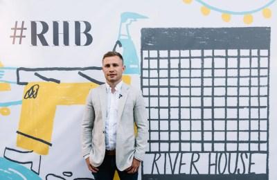 Carl Frampton helps unveil knockout River House Belfast
