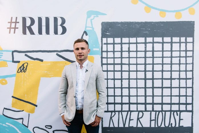 Carl Frampton helps unveil knockout River House Belfast