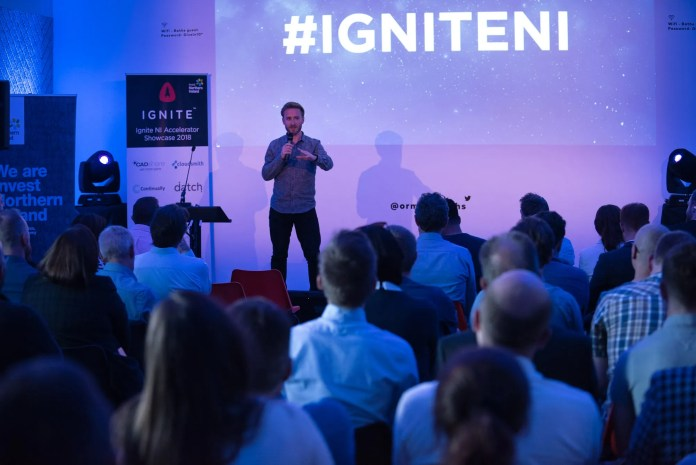 IGNITE NI ACCELERATOR SHOWCASE