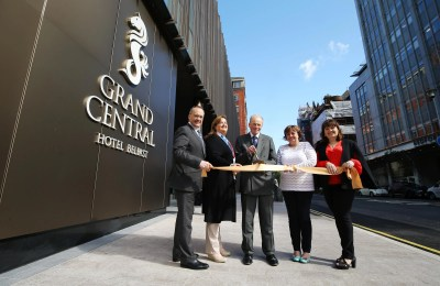 Grand Central Hotel Belfast