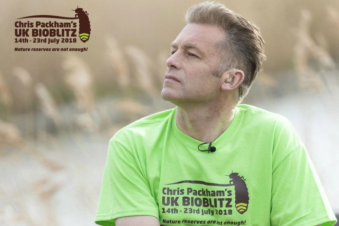 Chris Packham Murlough