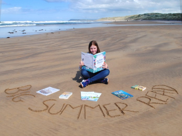 Libraries NI Sea to Shore Big Summer Read