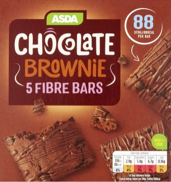 Chocolate Brownie Fibre Bar