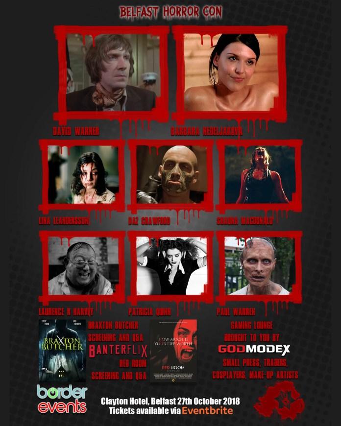 Belfast Horror Con