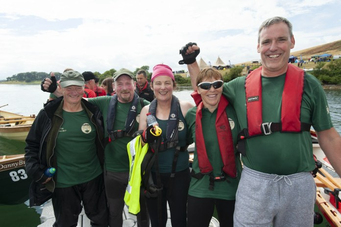 Members of Dundrum Coastal Rowing Club 2