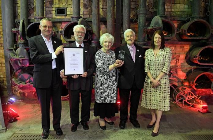The Queens Award