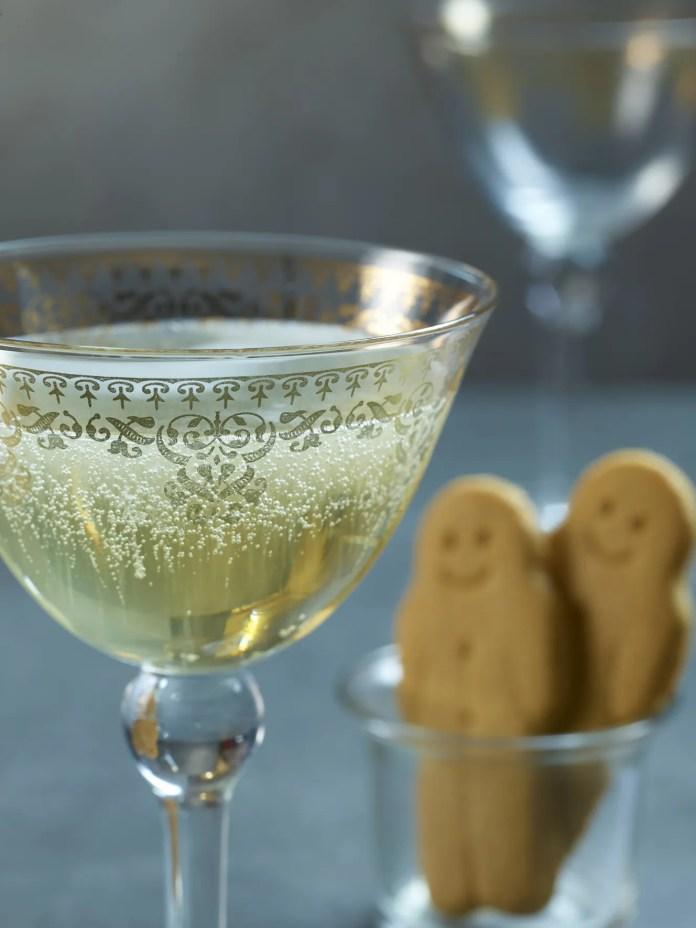 Extra Special Gingerbread Gin Liqueur