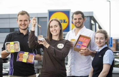 Lidl Kick Start's Northern Irish Suppliers to Hit Shelves Next Week
