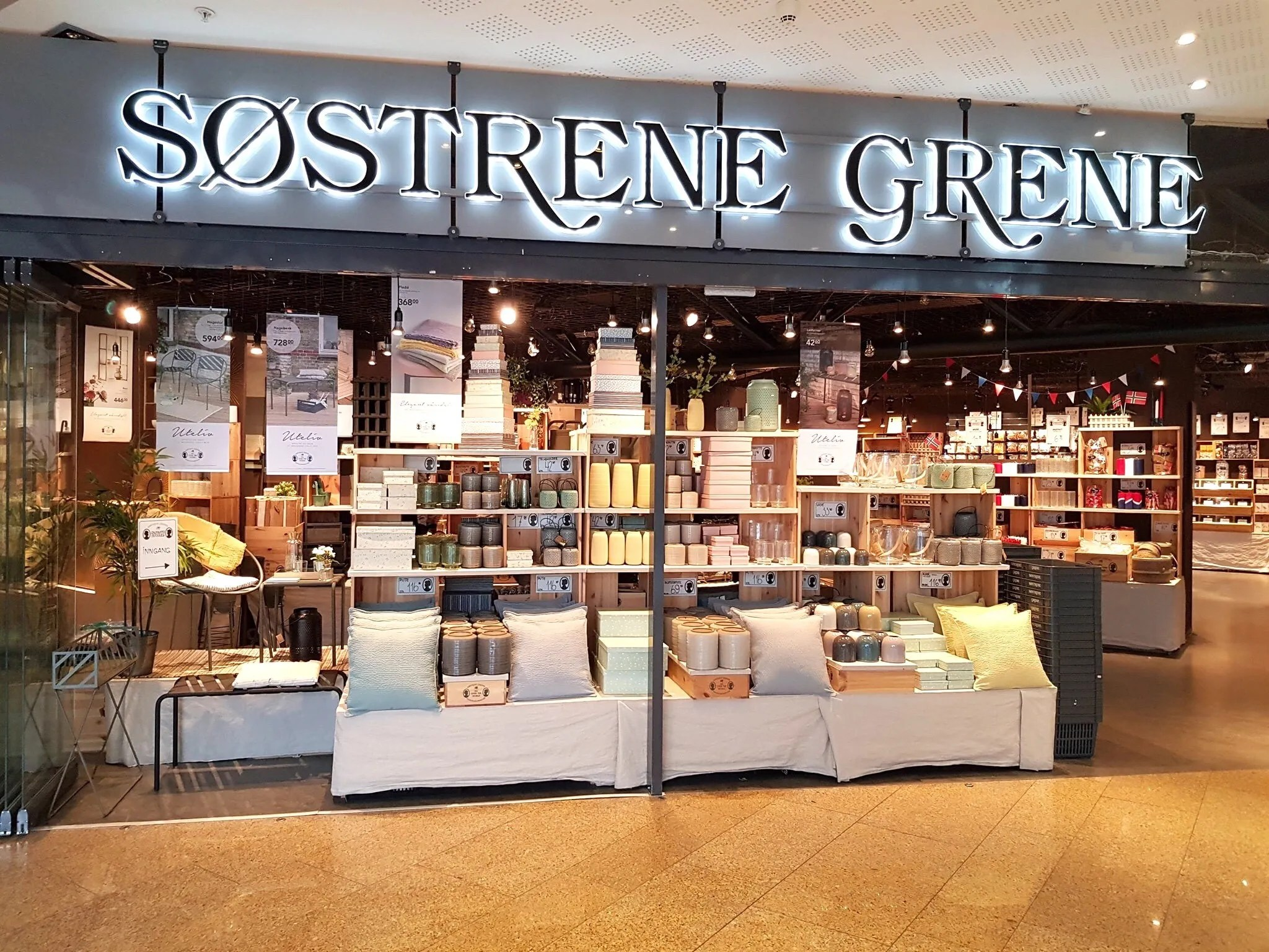 Scandi Homeware Brand Søstrene Grene Set To Open In Bangor Lovebelfast