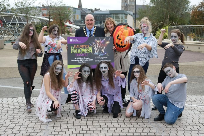 Omagh and The Sperrins