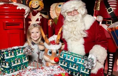 Rushmere at Christmas