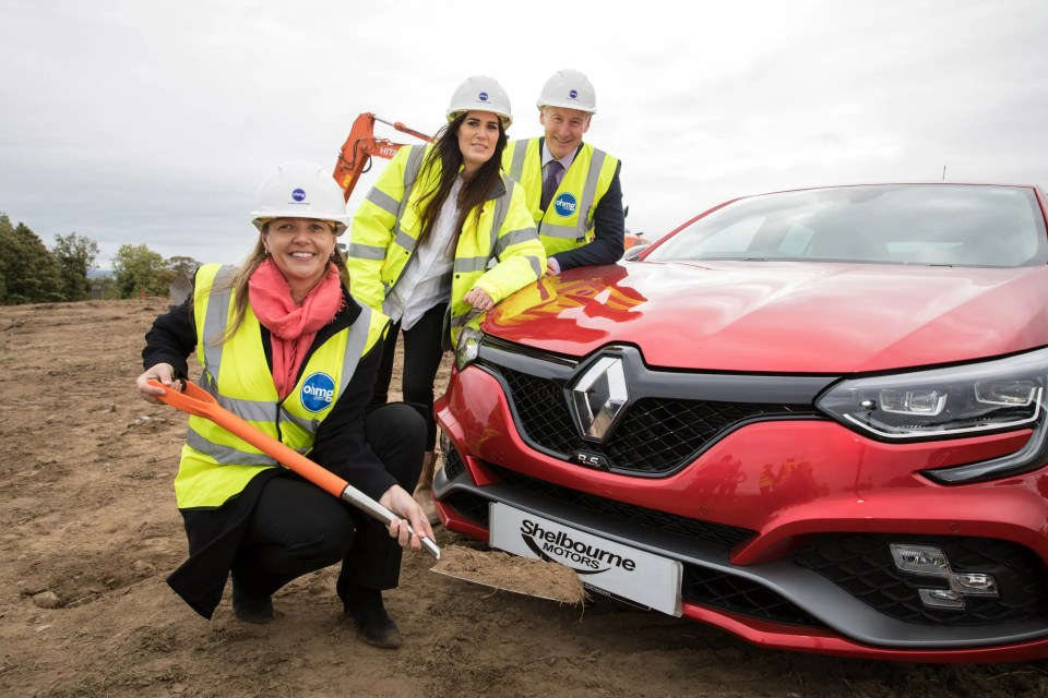 Shelbourne Motors appoint O'Hare & McGovern for £5m Newry fac