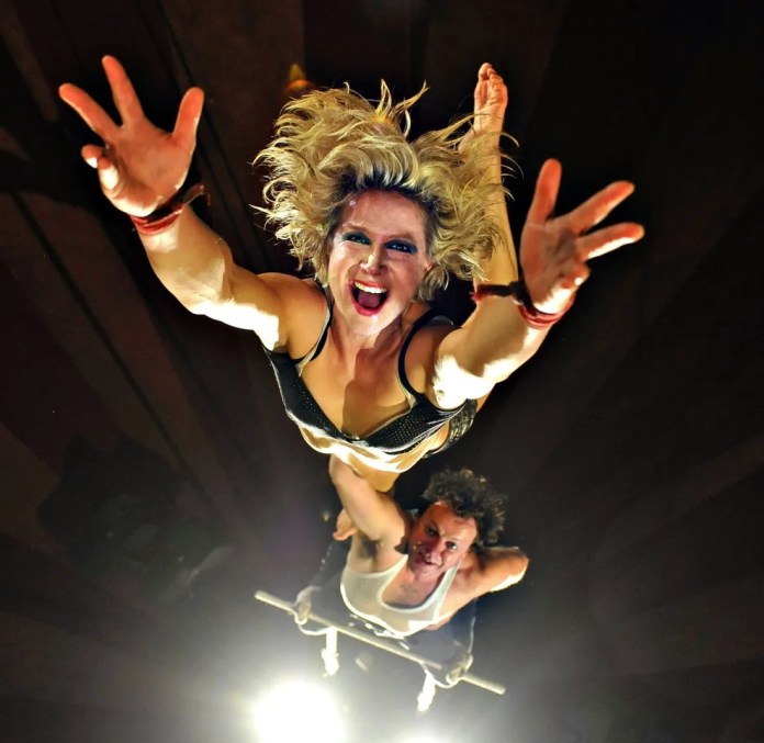 TUMBLE CIRCUS BIG TOP ARRIVES IN WRITER'S SQUARE