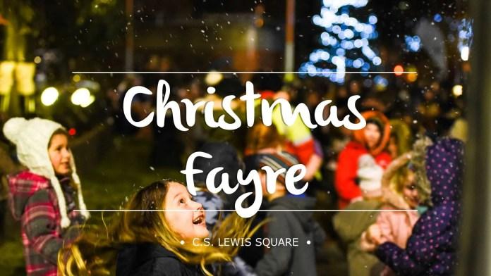 Christmas East Belfast