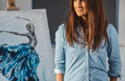 Artist Aly Harte