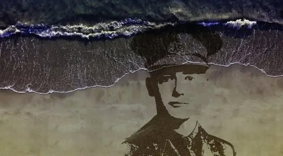 Danny Boyle marks the centenary of Armistice Day on NI Beaches