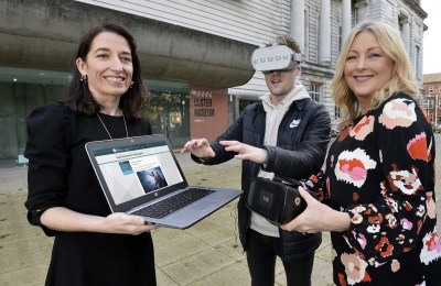 Visitor Attractions Set to Immerse Themselves in New Technology with the Help of Tourism NI Capital Funding Programme 1
