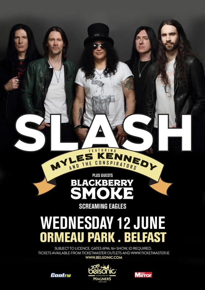 SLASH BELFAST