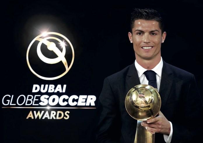 Cristiano Ronaldo Previous GSA Winner