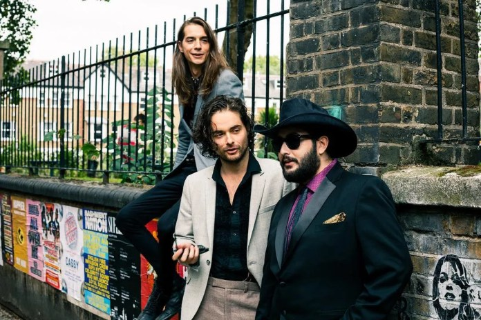 The Cinelli Brother Blues Band to play debut performance at Belfast Blues Fest this Friday in Belfast