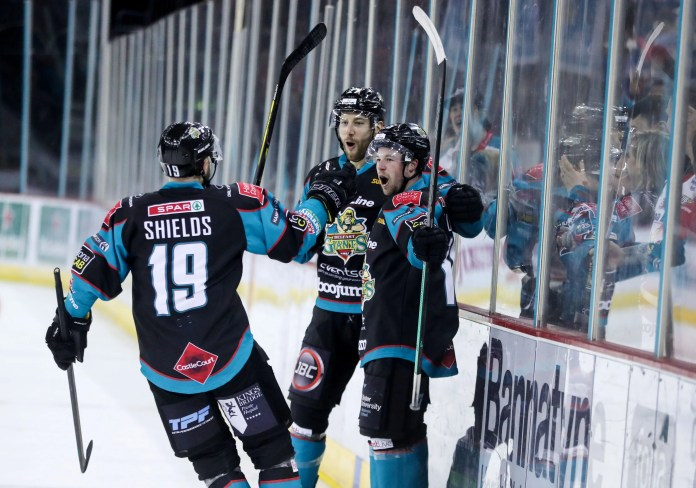 Belfast Giants v Sheffield Steelers - EIHL
