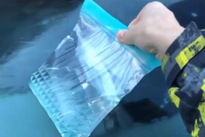 defrost windscreen