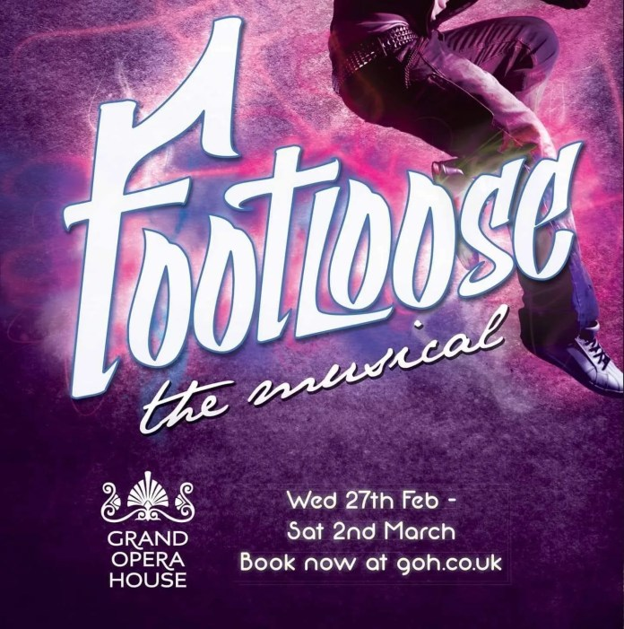Footloose Grand Opera House
